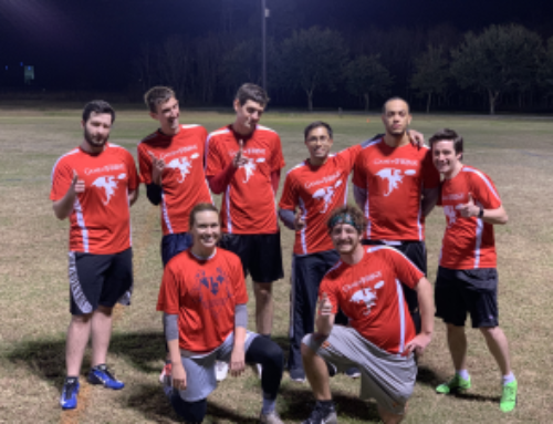 """Odyssey Sponsors """"Game of Throws"""" Ultimate Frisbee Team"""